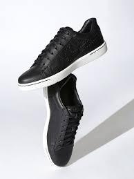 nike men black tennis classic ultra leather sneakers