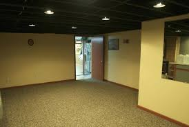 basement lighting options. Decorate Unfinished Basement Lighting Options L