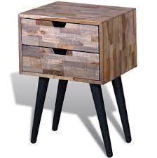 retro style furniture. Image Is Loading Vintage-Bedside-Cabinet-Bedroom-Retro-Style-Furniture-With- Retro Style Furniture