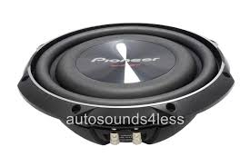 pioneer 15 inch subwoofer. brand new: lowest price pioneer 15 inch subwoofer