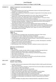 Biology Resume Samples Velvet Jobs