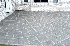 paint concrete patio how to old floor best for diy