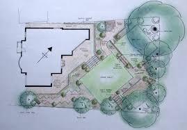 Small Picture Garden Design Drawing Home Interior Design