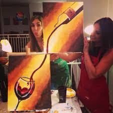 photo of painting with a twist miami fl united states painting from