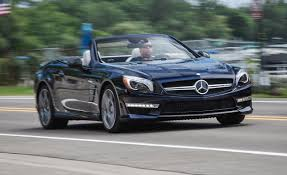 2015 Mercedes-Benz SL63 AMG Test – Review – Car and Driver