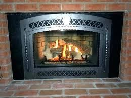 convert wood burning fireplace to gas convert wood burning fireplace to gas gas insert for wood