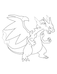 limited mega charizard x coloring page first rate how to draw