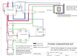 roto phase wiring diagram wiring diagrams mashups co Phase Converter Wiring Diagram all of the connections are the same, with the exception that my box uses dual run capacitors that said, the green wire that comes off terminal 3 and goes 3 phase converter wiring diagram