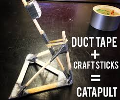 A Team Of Engineering Students Is Designing A Catapult The Catapult Lab 7 Steps With Pictures Instructables