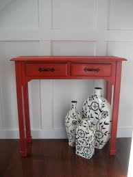 red entry table. Red Entry Table