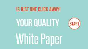 White Paper Hire A White Paper Writer Online