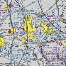 Vfrmap Digital Aeronautical Charts Maps
