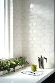 medium size of how to install hexagon tile glass white backsplash with black grout grey home image of white hexagon tile backsplash