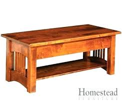 craftsman style sofa elegant mission table and made furniture real solid wood bedroom canada