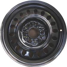 Trailblazer Bolt Pattern Delectable STL48 Chevy Trailblazer GMC Envoy Wheel Steel Black 48
