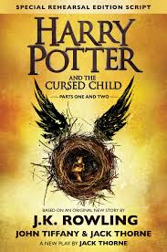 harry potter and the cursed child parts 1 2 special rehearsal edition script