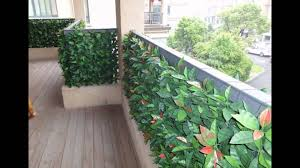 Balcony Garden How To Creat Instant Cute Balcony Garden With Artificial Plants