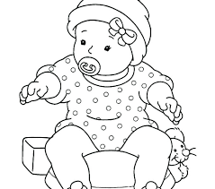 Coloring Pages Baby Coloring Sheets Princess Pages This Boss Baby