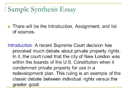 ap language exams prompts and hints ppt video online  sample synthesis essay