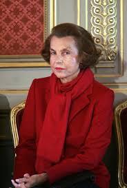 RIMBAUD Liliane Bettencourt Fran ois Marie Banier La.