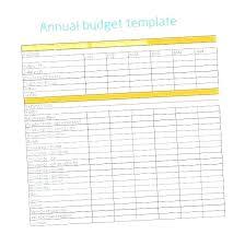 Marketing Budget Plan Marketing Budget Template Free Social Media Templates