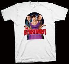 The Apartment T Shirt Billy Wilder Jack Lemmon Shirley Maclaine Cinema Film Jacket Croatia Leather Tshirt