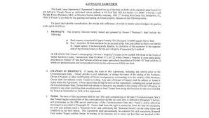 Lease Contract Sample Sample Lease Contract Forms 10 Free Documents In Word Pdf