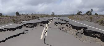 Earthquakes and volcanoes are examples of sudden movements which originate from inside the earth. Driving During An Earthquake Don T Do This Wilshire Law Firm