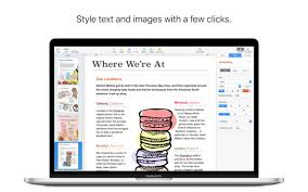 Pages on the Mac App Store