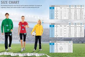 Youth Soccer Socks Size Chart Size Chart