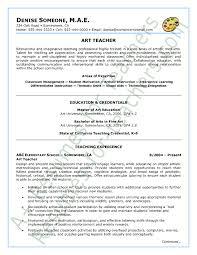 9 Educator Resume Happy Tots
