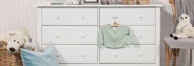 white kids dresser. A Kids 6 Drawer White Dresser