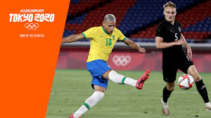 Calcio maschile | Brasile - Germania in Diretta Streaming