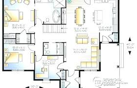 plans modern bungalow house designs and floor plans elegant 3 bedroom small design contemporary canada