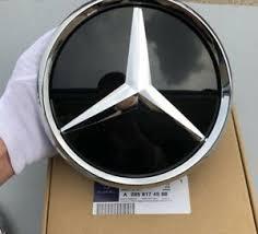 1pcs car front grille badge emblem grill for mercedes benz amg w212 w202 w211 w210 w205 cla cls gt g63 gtr t shape goods. Mercedes C Class Front Grill Badge