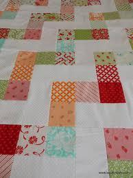 Simple Quilts: No Bake Jolly Bar Pattern | A Quilting Life - a ... & Simple Quilts: No Bake Jolly Bar Pattern Adamdwight.com