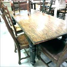 distressed wood dining table image of round wooden kitchen table round reclaimed wood dining room tables