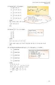 Sedang pelatihan kurikulum 2013 untuk guru sasaran disebagian daerah akan dimulai tanggal 26 atau 27 juni 2015 hingga tanggal 30 juni buku pegangan siswa matematika smp kelas 9 kurikulum 2013 semester 1. Jawaban Buku Paket Matematika Kelas 9 Peranti Guru