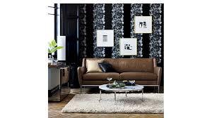 alfred sofa | Leather sofa, Sleek furniture, Affordable modern ...