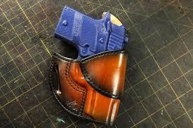 pdf digital pattern sig p238 avenger style leather holster image