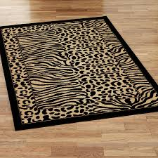 animal print rugs ideas