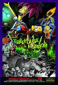 Treehouse Of Horror XXV  Season 26 Episode 4  Simpsons World On FXXTreehouse Of Horror Episode