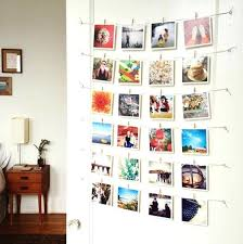 hanging wall art ideas hanging photo with string for wall decor ideas exclusive wall decor ideas