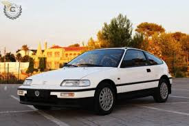 Classic 1990 Honda CRX Coupe for Sale #2326 - Dyler