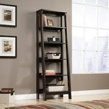 ... Fascinating Geometric Bookcase Modern Bookcase With Doors Best 22  Leaning Ladder Bookshelf: outstanding ...