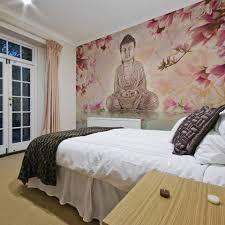 Fotobehang Boeddha En Magnolia 300x231 Blokker