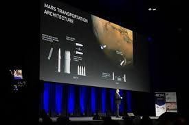 debate for and against space exploration is space research a spacex shrinks its rockets to lower costs manned mars mission planned for 2024