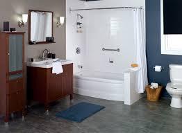 bathroom remodel tub to shower corner