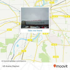 Dayton Arena Seating Chart Ncaa How To Get To Ud Arena In Dayton By Bus Moovit