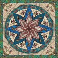 28 best Judy Niemeyer Quilts images on Pinterest   Star quilts ... & Judy Newmeier new technique of the month called